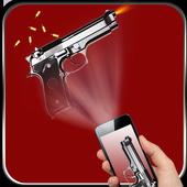 Gun Projector Weapon Prank 1.0