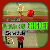 T20 world cup cricket schedule 1.0