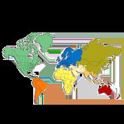 Countries of the world quiz Darwin