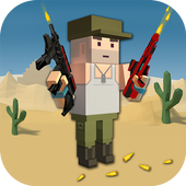 Blocky Pixel Paintball : Online Multiplayer 1.0