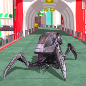 Flying Spider Robot Simulator 2018 1.0