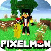 Pixelmon craft III: Open world 1