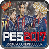 TOP NEW PES 2017 Guide 1.0.0