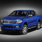 Jigsaw Puzzles Ford Ranger 1.0