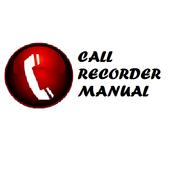 Call Recorder Manual 1.0