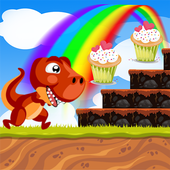 Dino Dash, Run and Jump 🌈 1.0