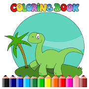 Dinosaur Coloring 2.0.1