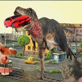 Dinosaur Grand City Attack 1.0