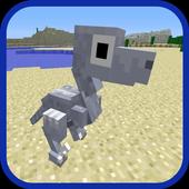 Dinosaur Minecraft:MCPE 1.2