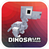 Dinosaur Mod for Minecraft PE 1.0