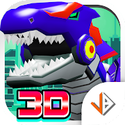 Dinorobot3d: Assembly and Fight 1.5