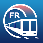 Paris Metro Guide and Subway Route Planner 1.0.19