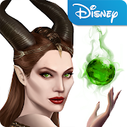 Maleficent Free FallDisneyPuzzle