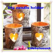 DIY Candle holder 1.0