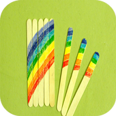 DIY Popsicle Sticks Craft 1.0