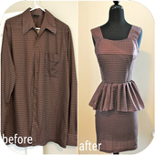 DIY Refashion Clothes 1.0