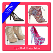 High Heel Design Ideas 1.0