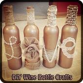 DIY Wine Bottle Crafts 1.4