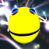 Angry emoticon roller ball