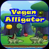 Vegan Alligator