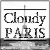 Cloudy Paris Atom Theme 1.0