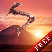 Rising Dragon Scene Free