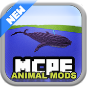 Animal MODS for mcpe 1.0