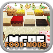 Food MODS for mcpeDNS TeamEntertainment