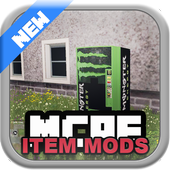 Item MODS for mcpe 1.0