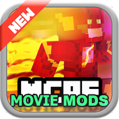 Movie MODS for mcpe 1.0