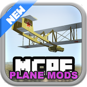 Plane MODS for mcpe 1.0