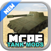 Tank MODS for mcpe 1.0