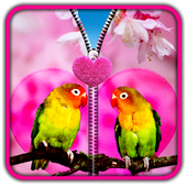 Love Birds Zipper UnLock 1.6