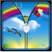 Rainbow Zipper UnLock 1.5