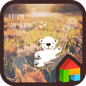 Autumn sunshining 도돌런처 테마 4.1