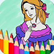 Princess Coloring Book & Drawing Pad 2.1.2