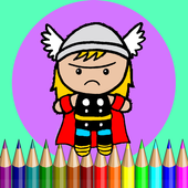 Coloring Game For KidsDoraemon Coloring KidsAction