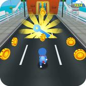 Subway Doraemon Dash: Free Doramon, Doremon Game 1.0