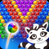 Raccoon adventure: Addictive Bubble Shooter 1.0