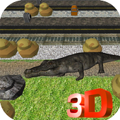 Crocodile Road Crossing 1.0
