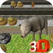 Sheep Road Crossing 1.0