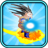 dragon: flying goku 1.0