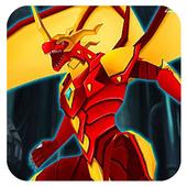 Dragon Battle Bakugan Fighting 1.2