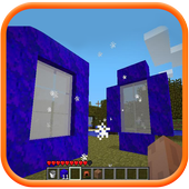 Portal Teletransport Minecraft 1.0