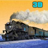 Train Simulator 3d free 1.0
