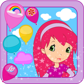 Strawberry Shortgirl Balloons 1.0.1