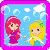 Strawberry girl Bubbles 1.0.2
