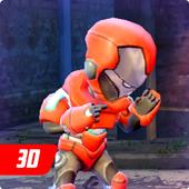 Avengers Iron Infinity Hero 1.9.5