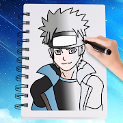Draw anime step by step 1.0