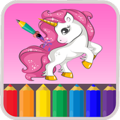 Unicorn Coloring Book 1.0.0